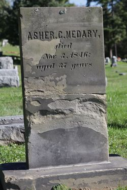 Asher C Medary