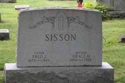 "Frederick James ""Fred"" Sisson"