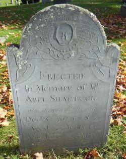 Abel Shattuck