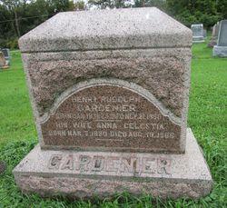 Henry Rudolph Gardenier