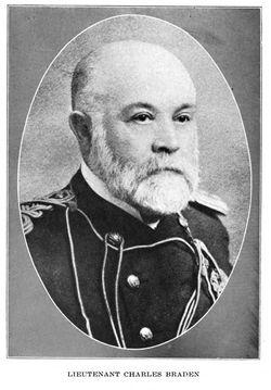Capt Charles Braden