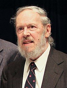 Dr Dennis MacAlistair Ritchie