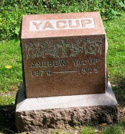 Andrew Yacup