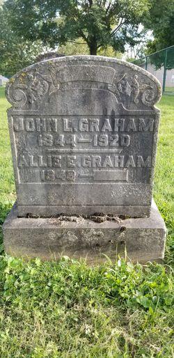 Alicia <I>Atwood</I> Graham