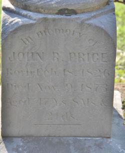 John R Price