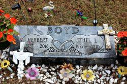 Ethel Louise <I>Conley</I> Boyd