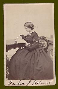 Amelia Jackson <I>Holmes</I> Sargent