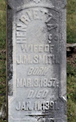 Henrietta Smith