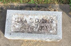 Elma S <I>Steinmetz</I> Cooper