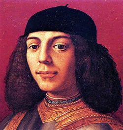 "Piero ""The Unfortunate"" de Medici"