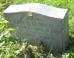 John E Conroy