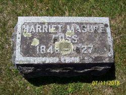 Harriet Louise <I>Masure</I> Foss