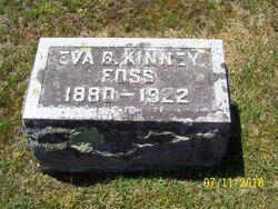 Eva B. <I>Kinney</I> Foss