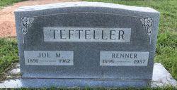 "Joseph Meridy ""Joe"" Tefteller"