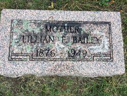 Lillian R. <I>Flood</I> Bailey
