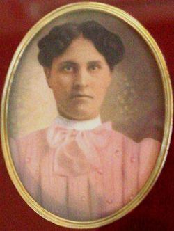 Mary Isabell <I>Matthews</I> Pell