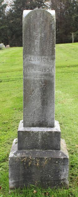 Annice M Broughton Emmick 1865 1934 Find A Grave Memorial