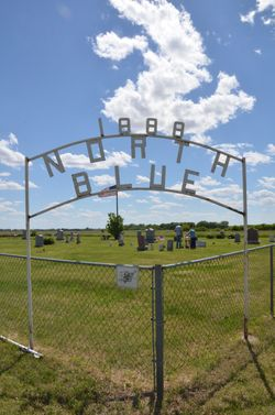 North Blue Cemetery