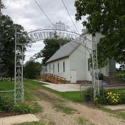 Ashton Chapel and Cemetery