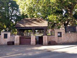 Saint Saviour Churchyard