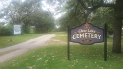 Clear Lake Cemetery