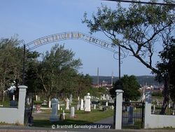 Salvation Army Cemetery
