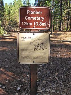 Burney Falls Cemetery