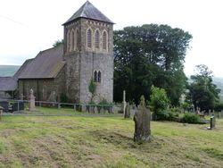 St. Edy's Churchyard
