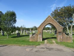 Point de Bute Methodist Cemetery