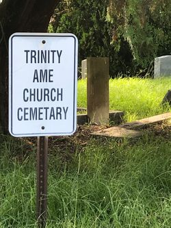 Trinity AME Church Cemetery