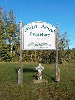 Point Aconi Cemetery