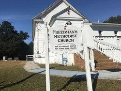 Freedman's Methodist Cemetery