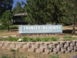 Trinity Heights United Meth. Church Columbarium