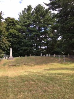 Vrooman Family Burial Ground
