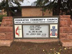 Flagstaff Federated Community Church Columbarium