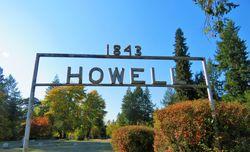 Howell Prairie Cemetery