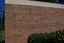 Willamette National Cemetery