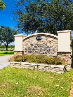 Sunset memorial gardens in fort lauderdale florida find a grave cemetery for Sunset memory garden funeral home