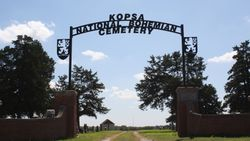 National Bohemian Cemetery