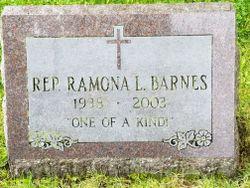 Ramona Lee Etta Barnes
