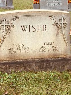 Lewis Wiser
