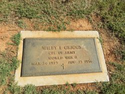 Wiley L Griggs