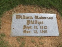 William Roberson Phillips