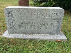 Elsie M Fralick