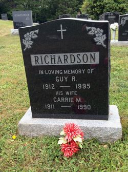 Carrie M Richardson