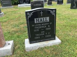 Frederick N Hall