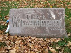Lowell Lee Weidner Sr.