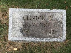 Clinton Gay Benedict