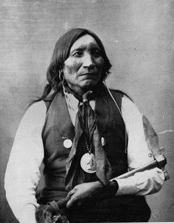 Chief Lone Wolf, I