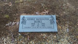 George Washington Burks